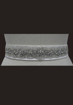 bridal sash 001 280x400 - Bridal Accessories