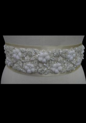 bridal sash 004 280x400 - Bridal Accessories