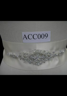 bridal sash 006 280x400 - Bridal Accessories