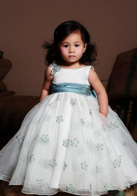 Flower Girl Dress 12306-1