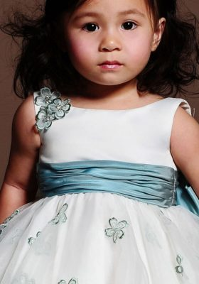 Flower Girl Dress 12306-2