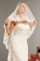 veil 003 - Bridal Accessories