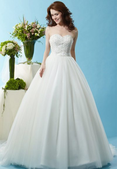 Wedding dresses BL122A