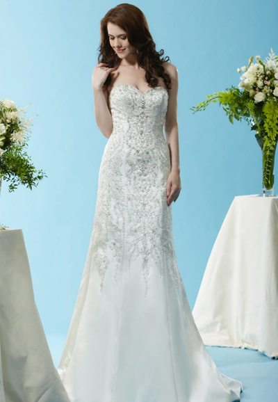 Wedding Dress BL123