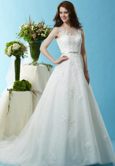 Wedding dresses BL128