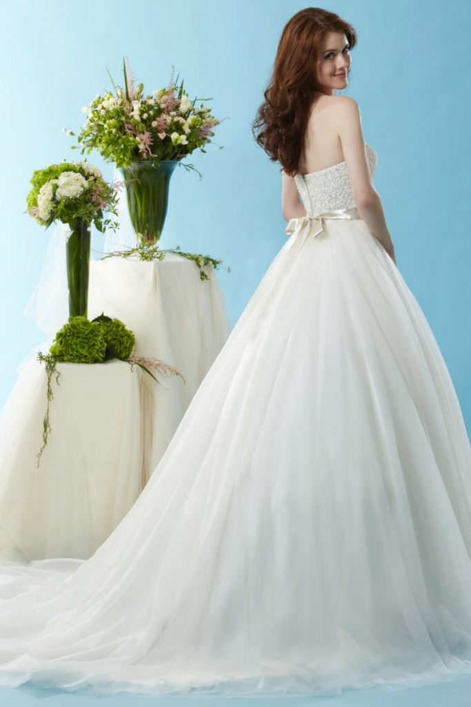Wedding dresses - BL122-3