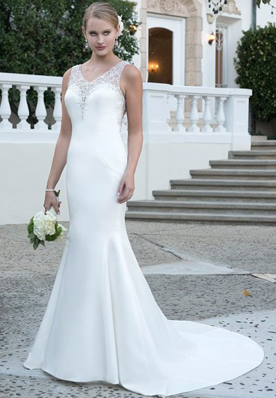 Wedding Dress PA9255, Auckland