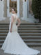 Plus Size Wedding Dress VW8728B