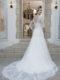 Wedding Dress VW8735 - Back