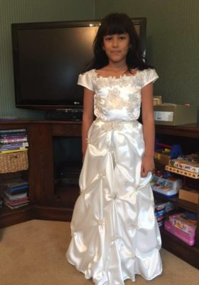 Chelsea 1 280x400 - First Holy Communion Dress