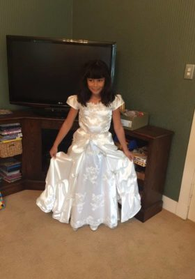 Chelsea 280x400 - First Holy Communion Dress