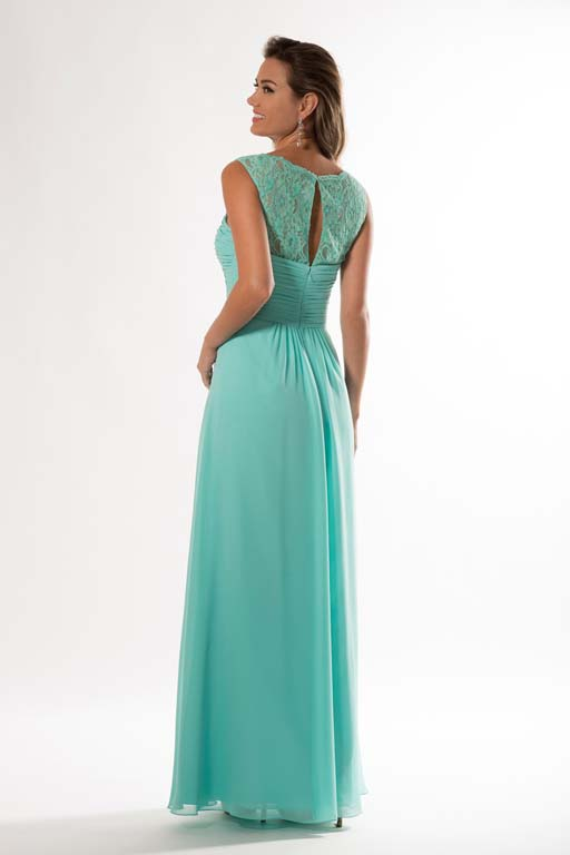 Bridesmaid Dress BM2142 back