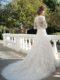 Wedding Dress VE8263-back