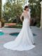 Lace Sleeve Wedding Dress VE8731