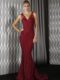 Bridesmaid Dress J9007 Cherry