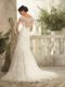 Wedding dress 5310 back