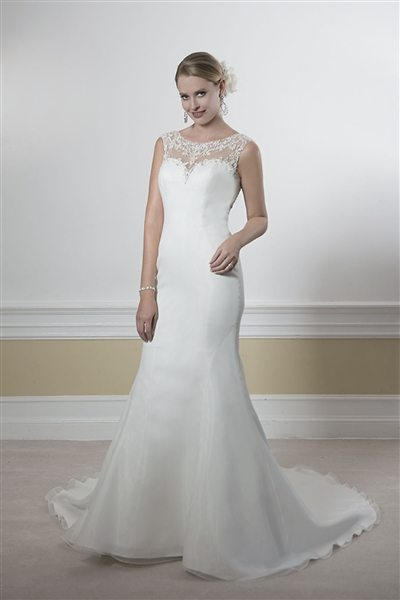 Auckland wedding dress PA9262xFront