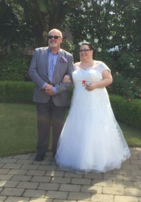 Demelza bridal gown testimonial