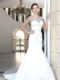 Satin Wedding Gown VE8238