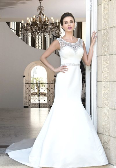 Auckland Wedding Gown VE8238