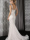 J9007 Lace Wedding Gown