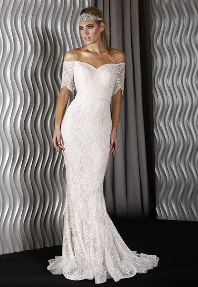 J9058 Auckland wedding dress