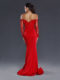 JX052 Ball Gown Back