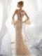 6865 Boho Inspired Wedding Gown