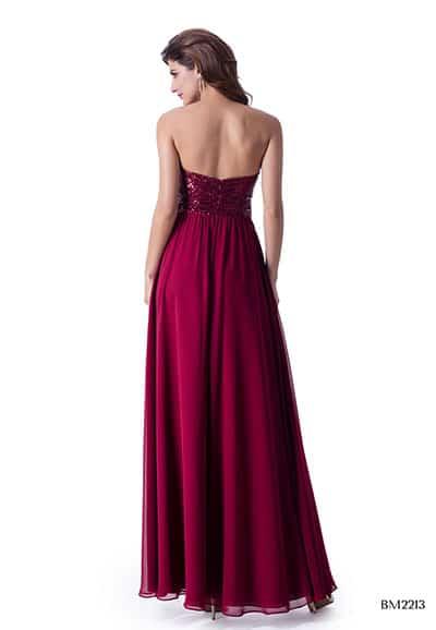 BM2213B Flowy Skirt Back