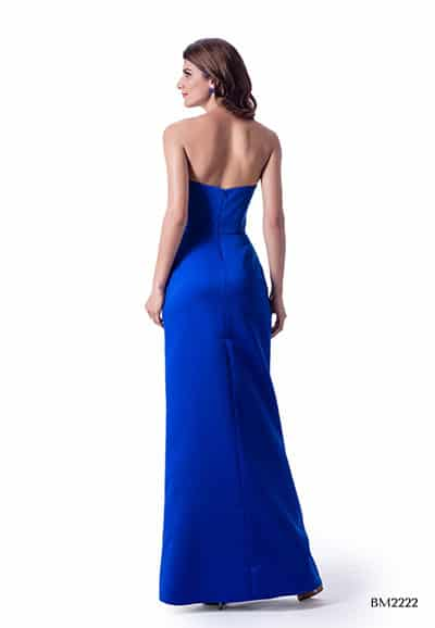 BM2222B Strapless Gown