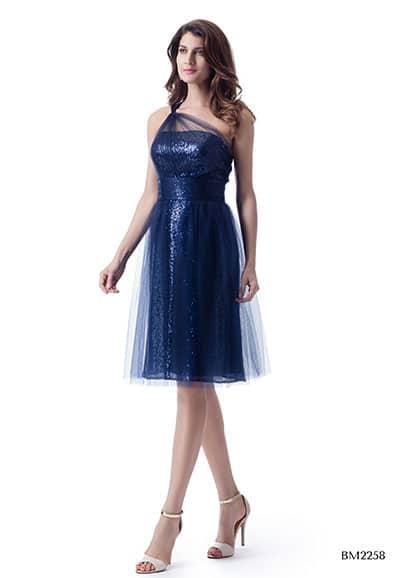 BM2258 Knee Length Dress