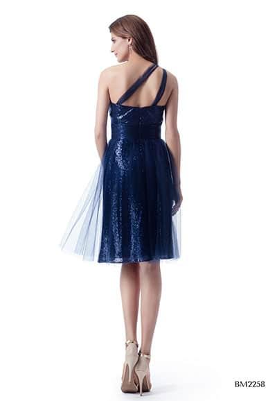 BM2258B Knee Length Dress