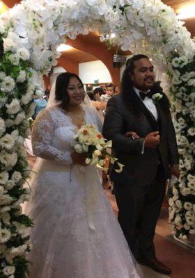Seinibrae bridal gown testimonial