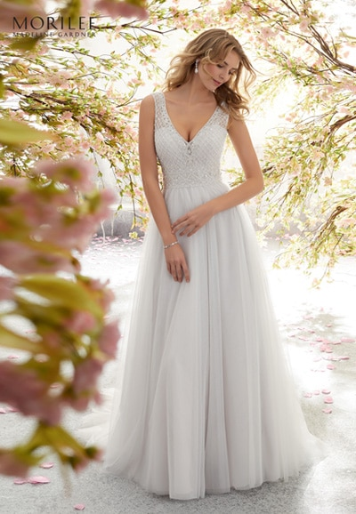 Lola wedding gown 6891 Thumbnail