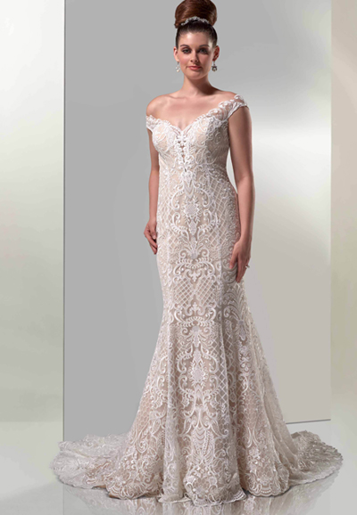 Lace Gown VE8765X-Thumbnail