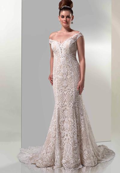 Lace Gown VE8765X-Thumbnail