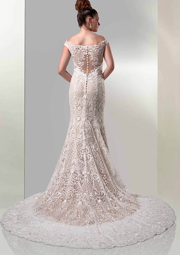 Wedding-Dress-VE8765X-Back