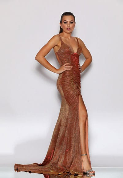 JX2009-Burnt-orange-Ballgown