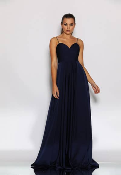 Ball gown JX2103-Navy-Blue-Thumbnail