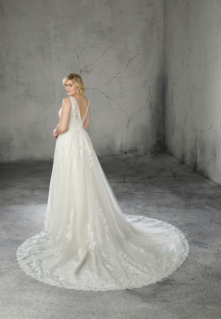 Rosario-Plus-Size-Wedding-Dress-3262-back