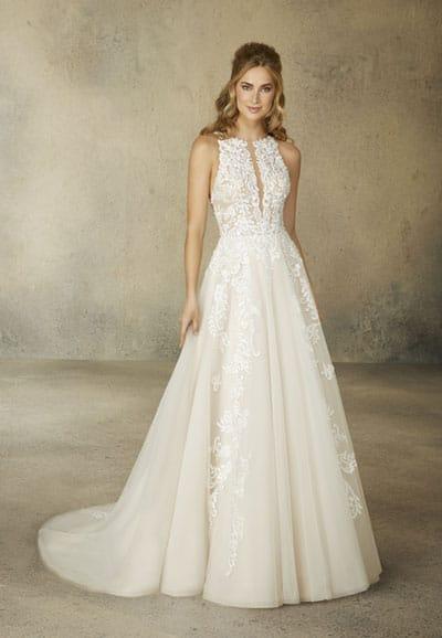 Wedding dress Ruth 2088 -Thumbnail