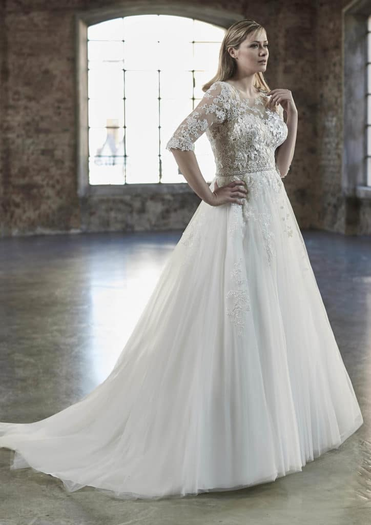 Wedding Dress VW8801