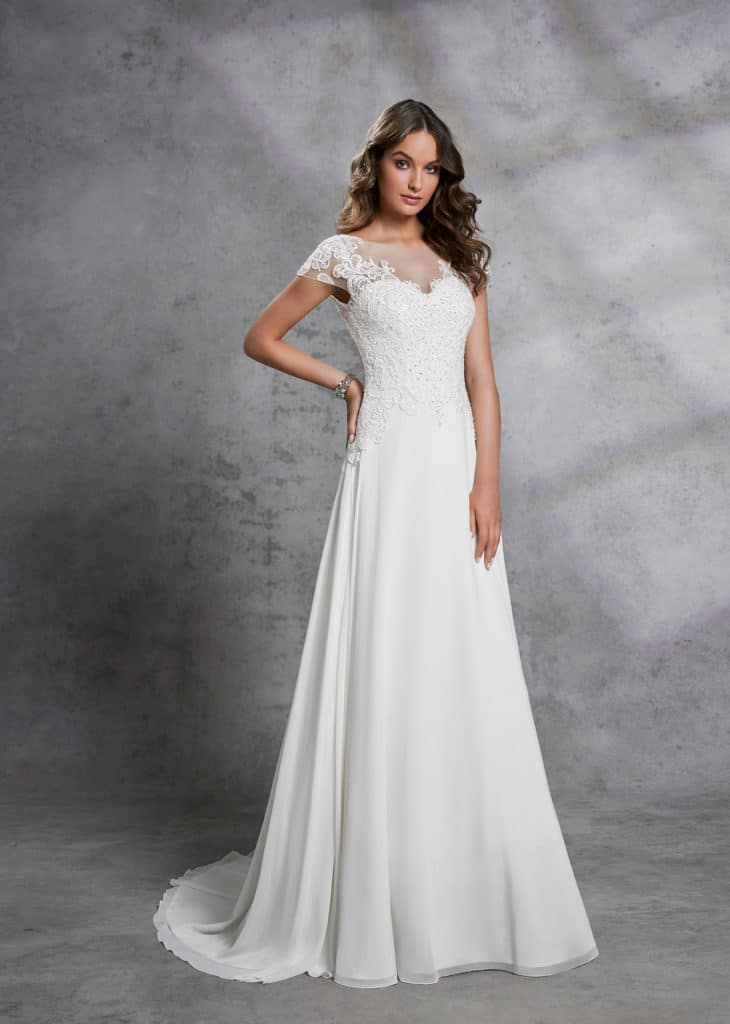 18308 Ilesha Wedding Dress_front