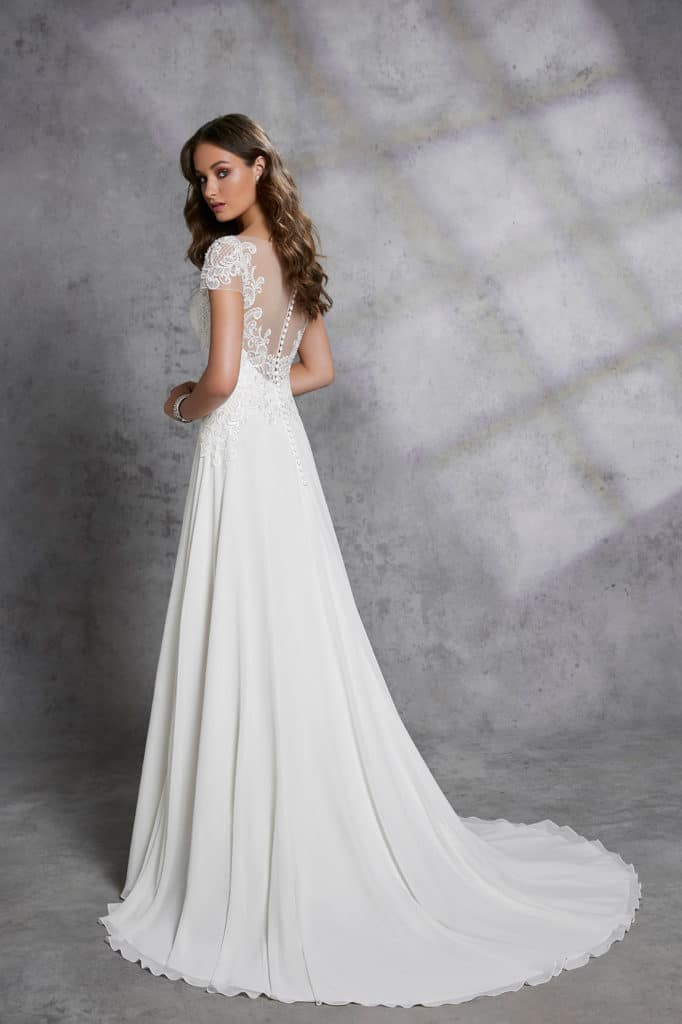 18308 Ilesha Wedding Dress_back