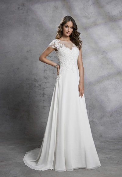 Ilesha Wedding Dress 18308