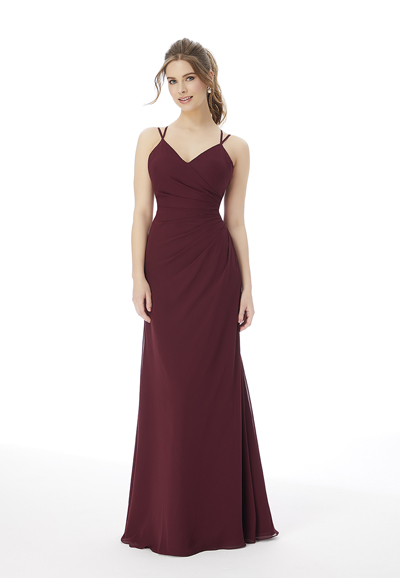 Strappy-Chiffon-Bridesmaid-Dress-feature 13103