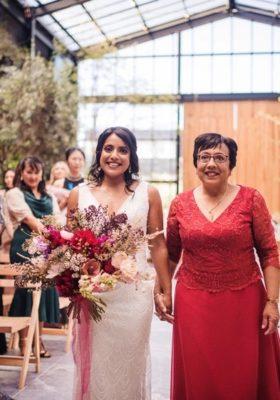 Mother of the Bride dress testimonial-Shoba-1