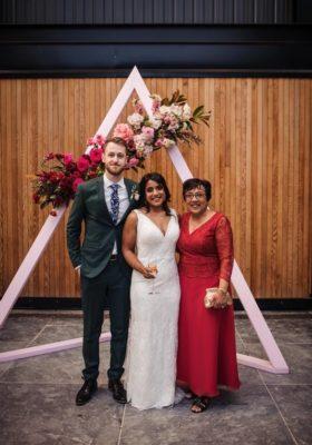 Mother of the Bride dress testimonial-Shoba-2