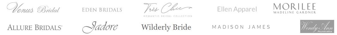 wedding dress designers logo panel 31.3.21 - Home